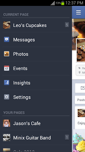 Facebook For Pages
